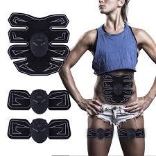 <b>Abdominal Muscle Training</b> Massager <b>Exercise</b> Fitness Equipment ...