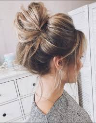 Easy Quick Hairstyles 20 Inspiration Pin By Melanie R On Hair Pinterest Easy Hairstyles Messy Buns