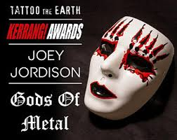 While the cause of death is unknown, his family confirmed his death to rolling stone. Joey Jordison Etsy