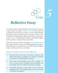 grade reflective essay composition writing skill writing skill grade 6 reflective essay 1