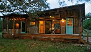 Small Picture Texas Tiny House Agencia Tiny Home