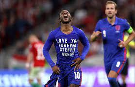 Raheem Sterling dedicates goal for ...
