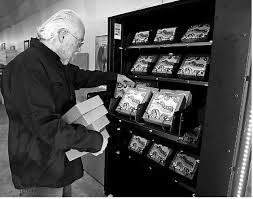 Needle Vending Machine Las Vegas Impressive Las Vegas Hopes Needle Vending Machines Will Stem HIV Hepatitis