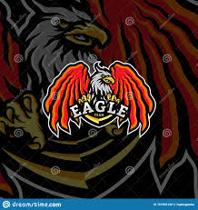 Gaming Logo Design Free Eagle Esports Logo Design Vector Eagle Team Mascot Gaming
