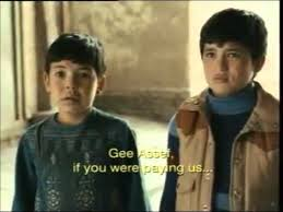 the kite runner scene  the kite runner scene