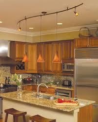 Kitchen Track Lights Kitchen Track Lighting For Of Modern Houses On Light Home And