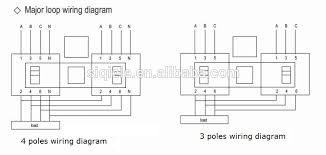 auto changeover wiring diagram auto wiring diagrams generator automatic changeover switch circuit diagram