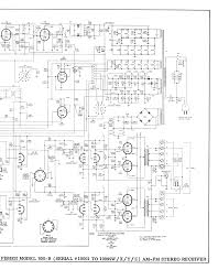 Diagram large size consumer audio information fisher fm stereo tuner manual wschematic sa lifer schematic
