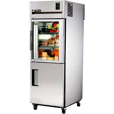 Glass Refrigerator True Str1rpt 1hg 1hs 1g Specification Series One Section Pass