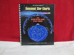 Star Chart Book Seasonal Star Charts Complete Astronomy Star Finder Guide