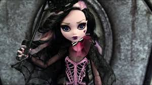 monster high draculaura collector doll Делюксовая Дракулаура mattel chw66