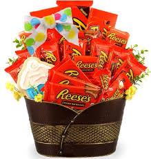 reese s birthday gift basket
