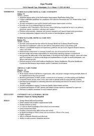 Bistrun Icu Nurse Resume Free For You Student Nurses Resumes
