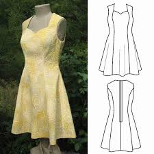 Summer Dress Patterns Delectable 48 Gorgeous Womens Summer Dress Patterns You'll Love AppleGreen