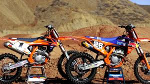 2018 ktm motocross bikes. interesting bikes 2018 ktm 450250 sxf  2017 factory editions  dirt bike magazine  youtube on ktm motocross bikes
