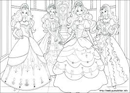 Free Printable Coloring Pages Barbie Houseofhelpccorg