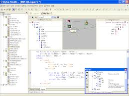 Wysiwyg Xslt Designer Stylus Studio Xquery Mapper Screenshot