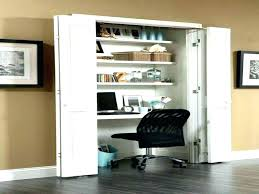 closet office space. Small Closet Office Space To Converted Home Walk In Design Ideas Offic . Turned Into