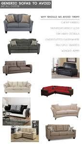 sofas to avoid roundup emily henderson