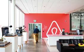 airbnb office design san. the airbnb office in san francisco design