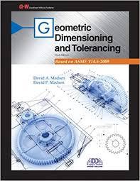 Geometric Dimensioning And Tolerancing Amazon Co Uk David