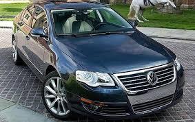 2010 Volkswagen Passat - Information and photos - ZombieDrive