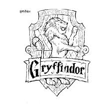 Harry Potter Coloring Pages Slytherin Best Of Easy Harry Potter
