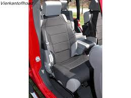 seat covers front neoprene seat