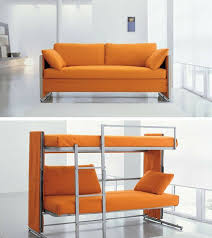 Sofa Bunk Bed | Space Saving Ideas For Your Studio Apartment