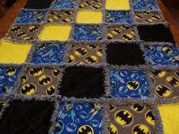 Best 25+ Batman quilt ideas on Pinterest | Crochet batman, Make my ... & Baby Rag quilt made from Batman fabric, Rag quilt, Batman rag quilt, Batman… Adamdwight.com