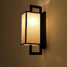 E14 Wall Lights Amazon Com Chinese Classical Minimalist Iron Fabric E14