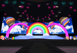 Beauty Pageant Stage Design Another Stage Design