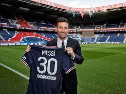 Lionel Messi: Transfer zu PSG perfekt - Barça-Legende unterschreibt  Zweijahresvertrag in Paris - Eurosport