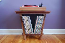 12 Inspiration Gallery from Style Modern Vinyl Record Storage Cabinet