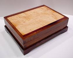 exotic wood jewelry boxes