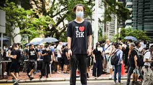 Image result for Xi and Carrie want more control over Hong Kong protests
