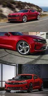 2021 Chevrolet Camaro Will Feature A New Special Edition Hopefully The Visual Upgrades Will Lure More Customers Away From Th Camaro Chevrolet Camaro Chevrolet