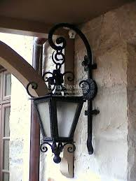 unique wrought iron outdoor light fixtures and fabulous wrought iron outdoor lighting fixtures with swing railings