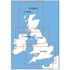 Caa England South Chart Caa Uk Chart Vfr 1 Southern England Wales Crewlounge Shop By Flyinsite