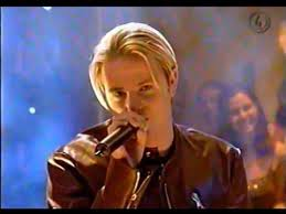 Westlife My Love Live From Pepsi Chart Show 2000