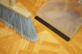second step if the area of the vinyl tile that s lifting up is bigger than the size of a quarter use a slightly damp rag or sponge to clean out under the