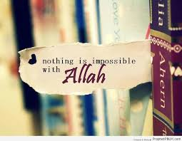 Allah Motivational