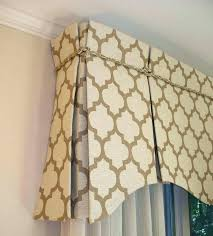 box valance ideas diy how to build a wood window cornice designs boards kitchen treatments patterns fabri