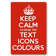 Keep Calm and Carry On Creator. This Keep Calm Generator allows ... via Relatably.com