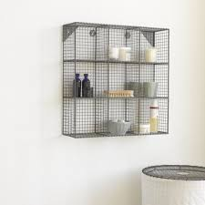 wall mounted wire shelving. Creative Of Wall Mounted Wire Shelving Units Shelves Design Bathroom In Espresso