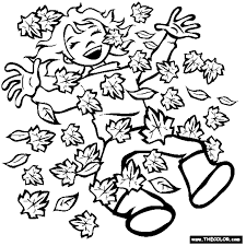 Fall is a time of rich colors, warm drinks, and cool weather. 19 Places To Find Free Autumn And Fall Coloring Pages