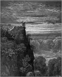 paradise lost gustave dore s painting of satan gazing at adam paradise lost gustave dore s painting of satan gazing at adam and eve in the garden