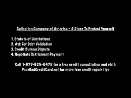 Eos Cca Eos Cca Collection Company Of America 4 Steps To Protect Yourself