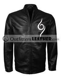 naruto anbu harajuku celebrity leather jacket for men outfitters leatheroutfitters leather