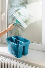 Leifheit Starter Set Fensterbad Zum Wannen Und Fenster Putzen
